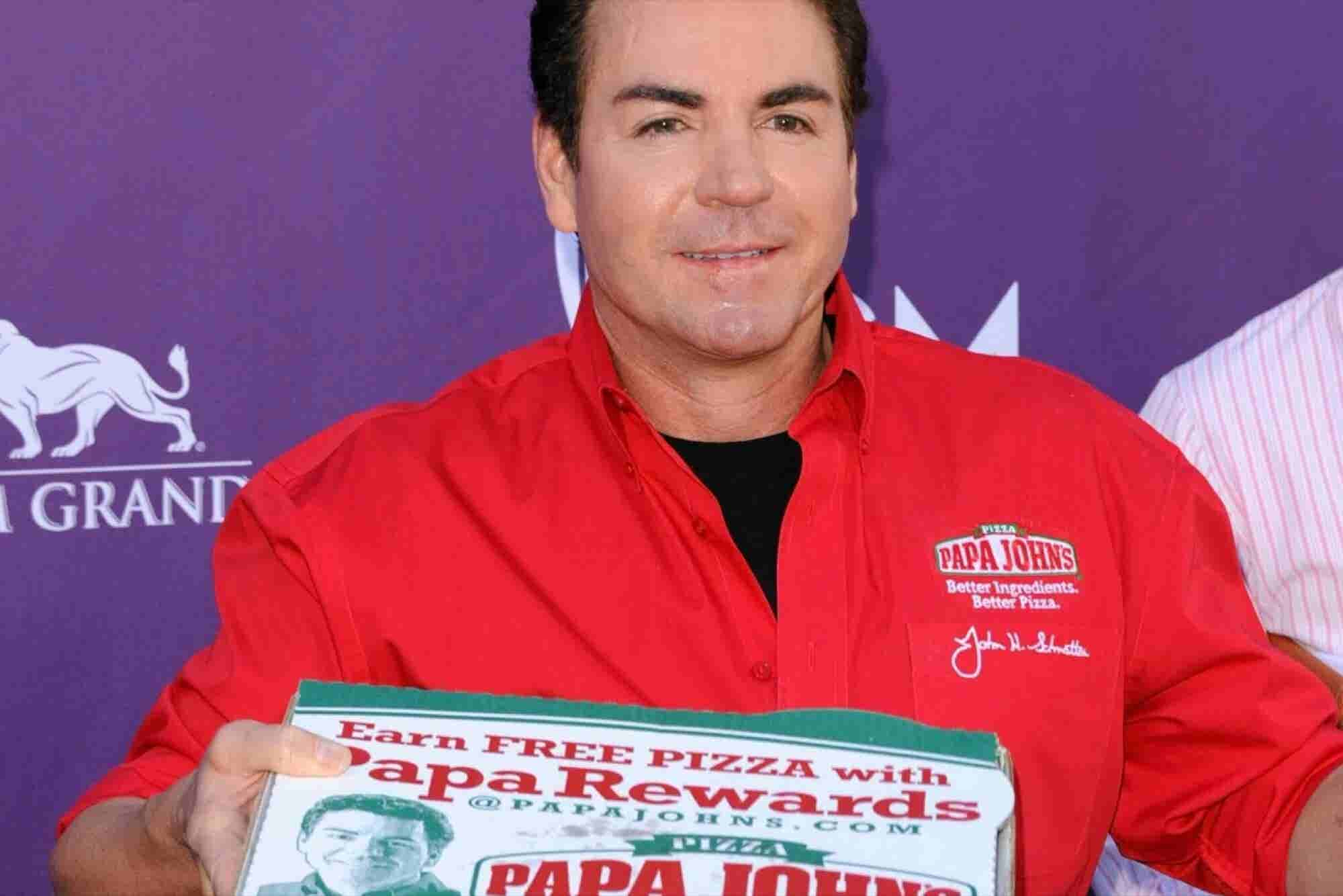 Papa John's CEO: American Free Enterprise Is 'Under Assault' From Big...