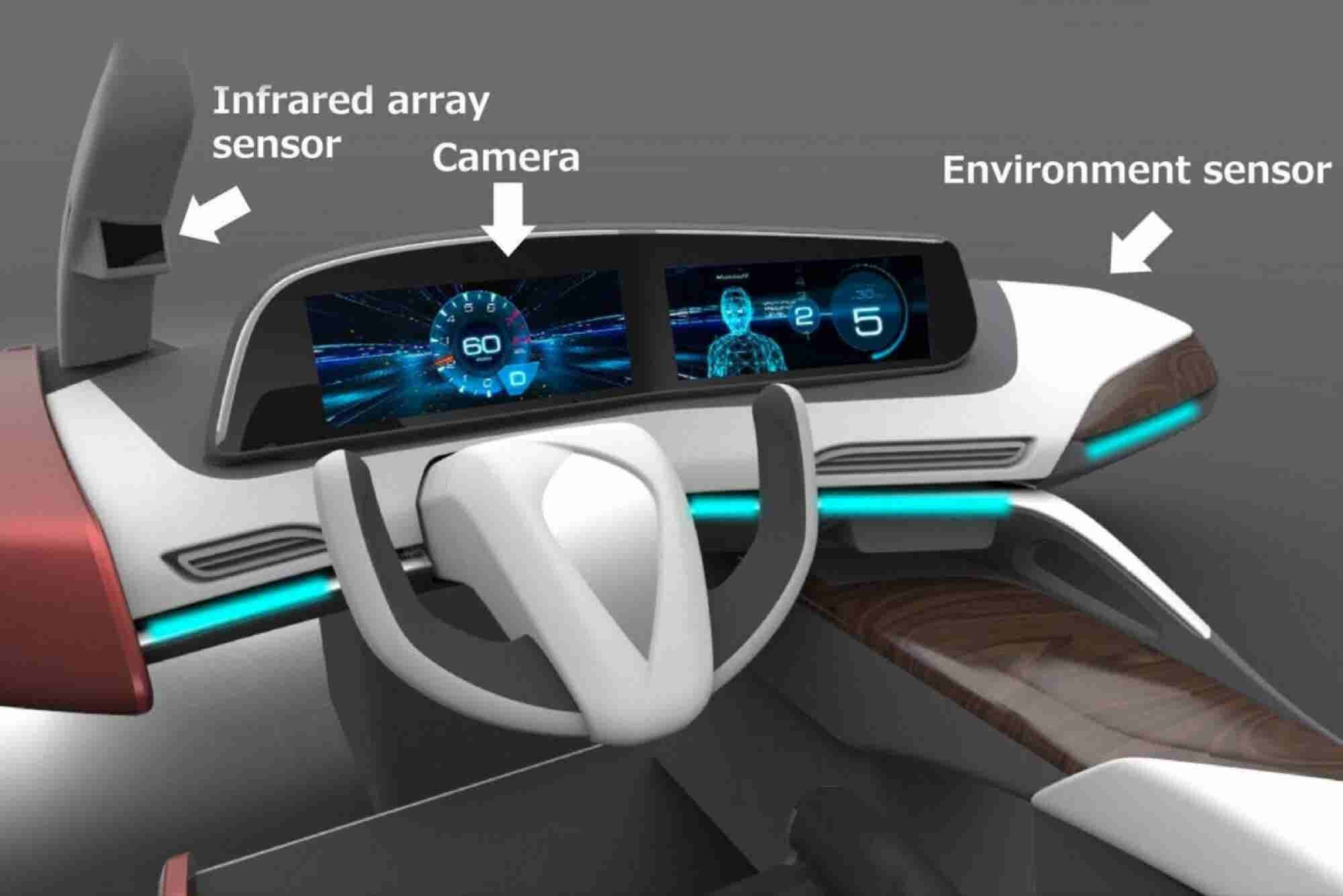 Panasonic Uses AI to Keep Drowsy Drivers Awake