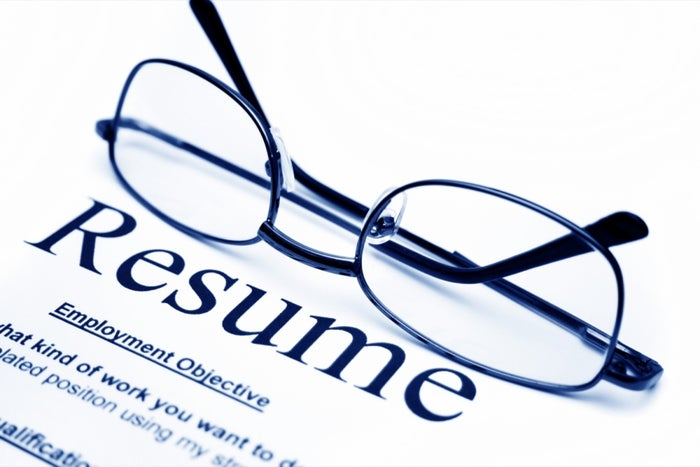 Five Top Tips For Creating a Successful Resume