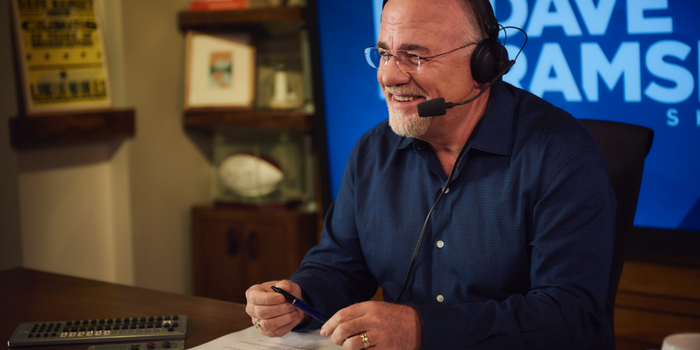 Dave Ramsey's 5 Budgeting Tips for Small-Business Owners