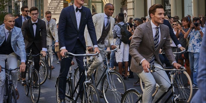 The Executive Selection: Suitsupply SS17