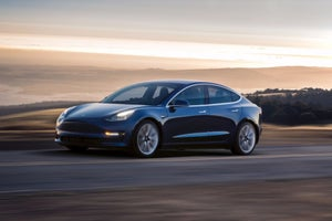 Tesla Model 3 Now On The Roads