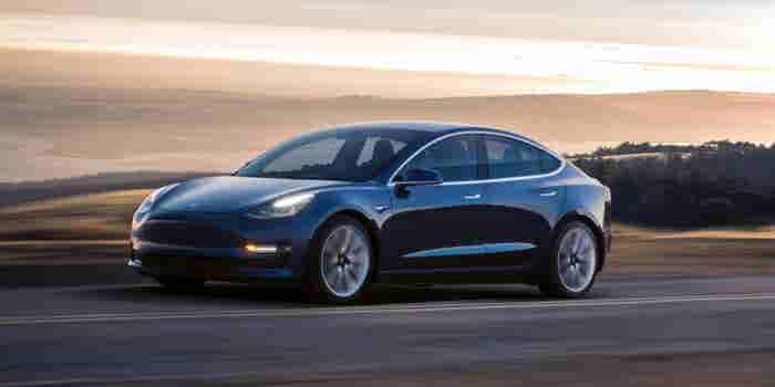 Tesla Model 3 Now On The Roads