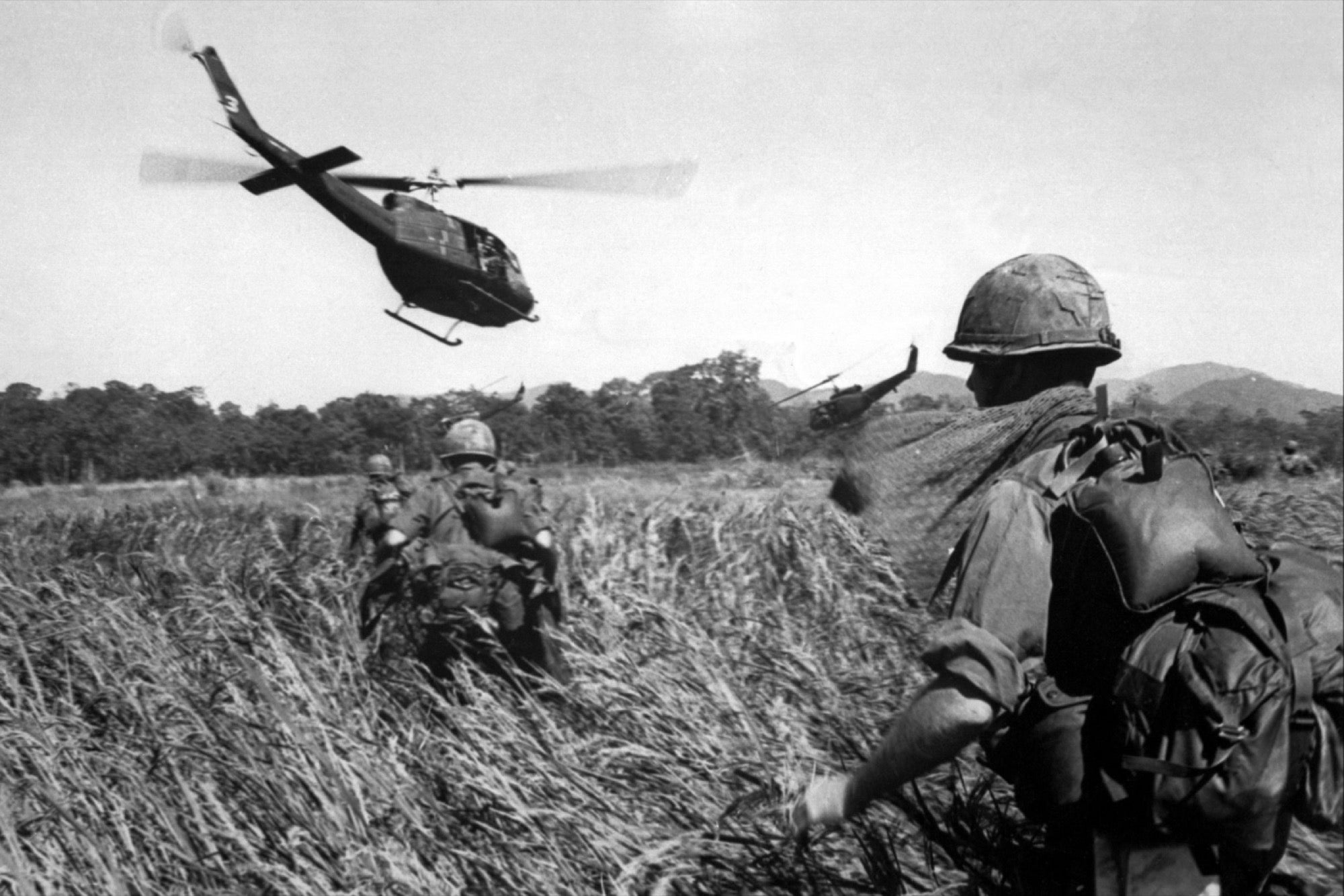 the vietnam war is history but teaches a lesson every