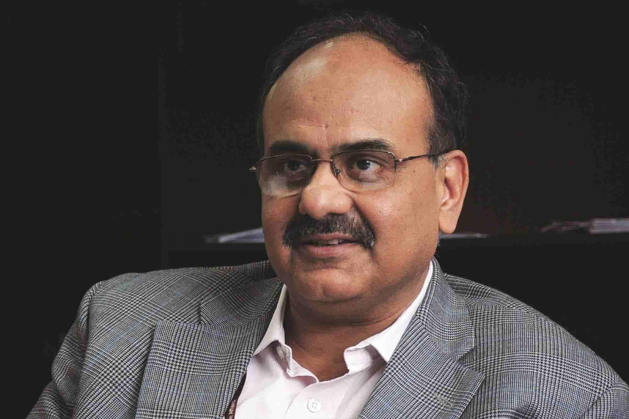 Meet the Man Behind the Success of Aadhar