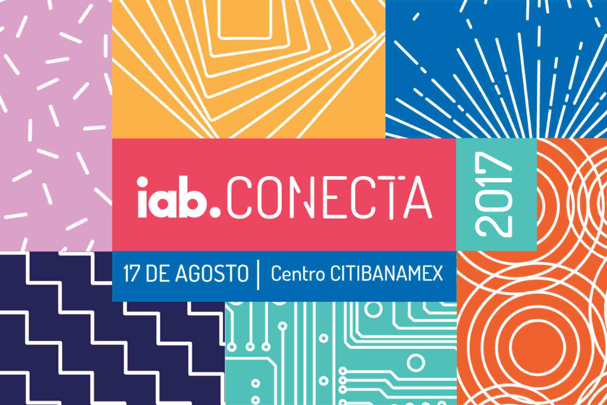 ¡Llega el mayor evento de publicidad digital del año: IAB Conecta 2017!