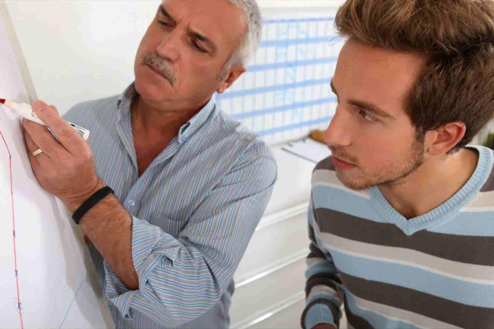 ¿Qué necesitas, coaching o mentoring?