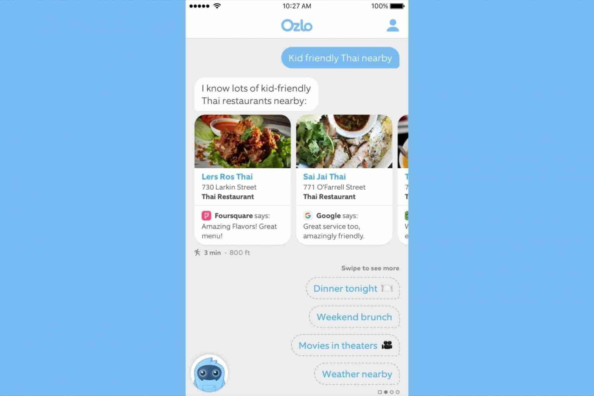 Facebook Acquires AI Startup Ozlo
