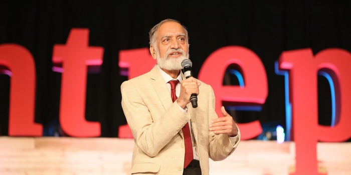 India's Advantage is in Starting Out Late Says This 70-year Padma Shri