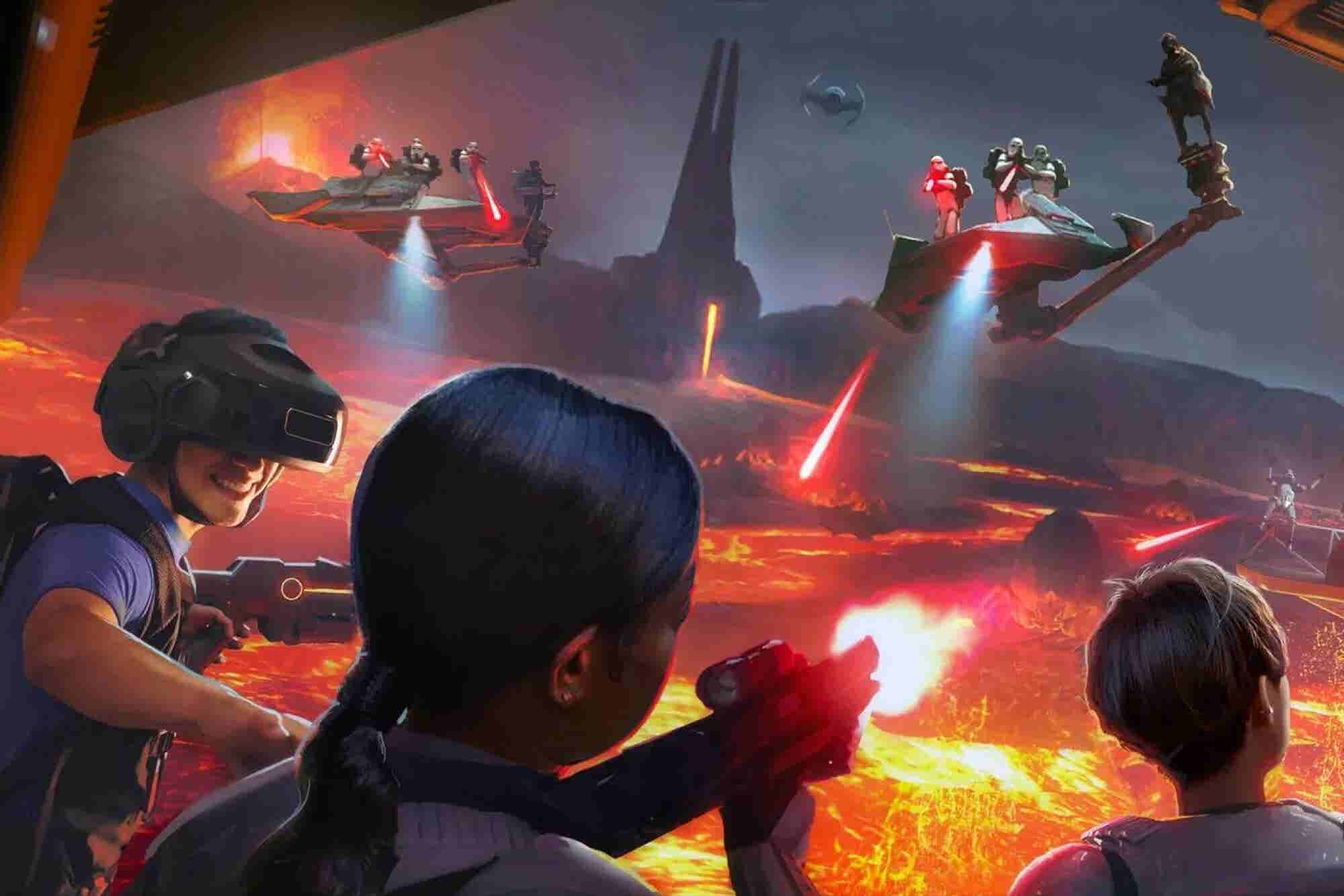 What Does the 'Star Wars' Universe Smell Like? Head to Disney.
