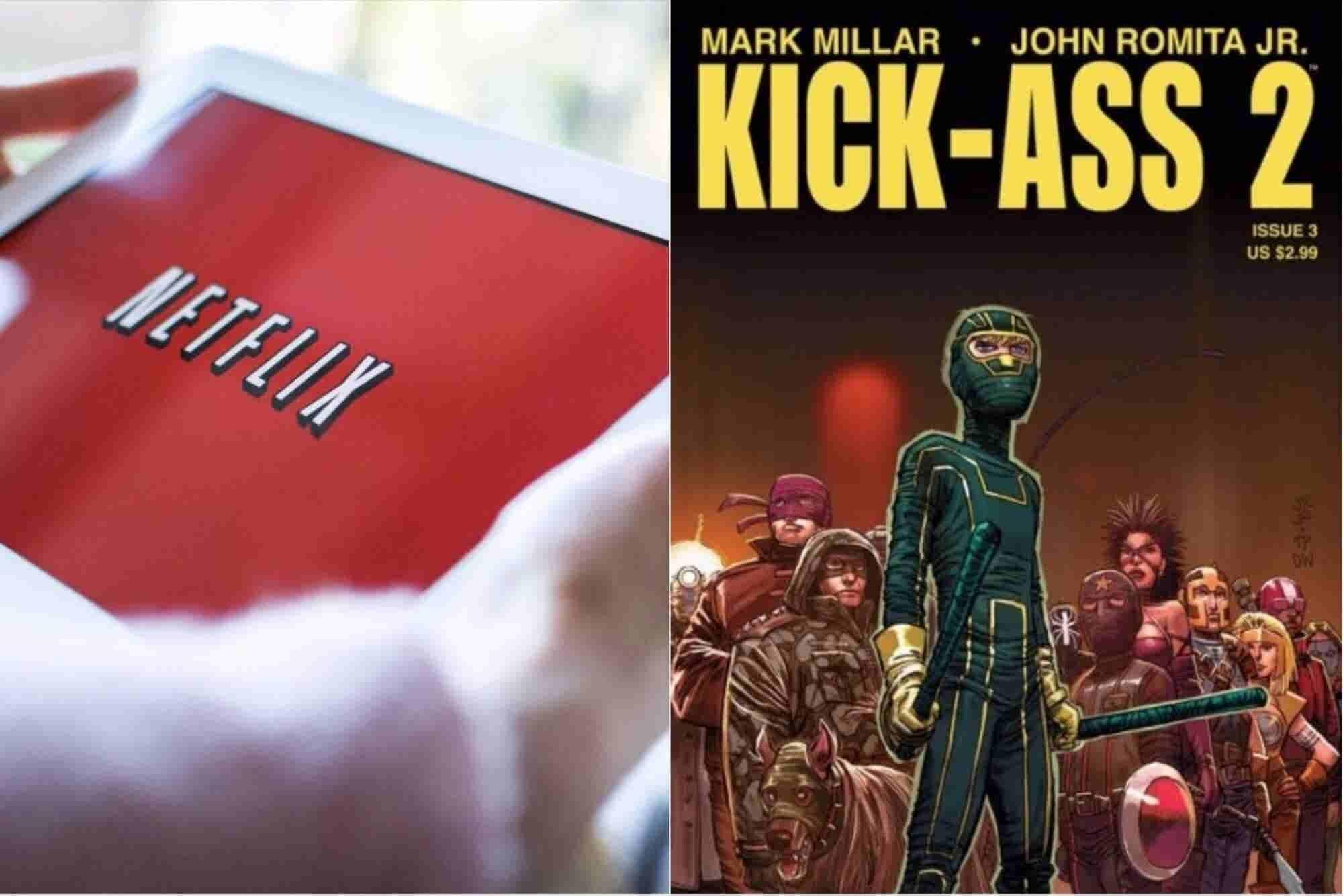 """Así se """"endeuda"""" Netflix para crecer"""