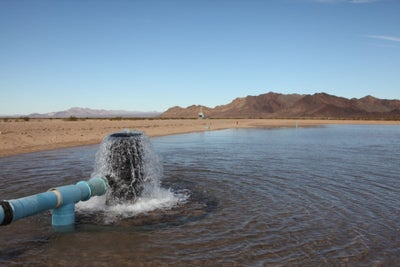 The Fight Over Water: When Business and Politics Collide