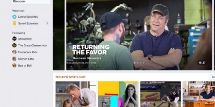 Facebook lanza la competencia de YouTube