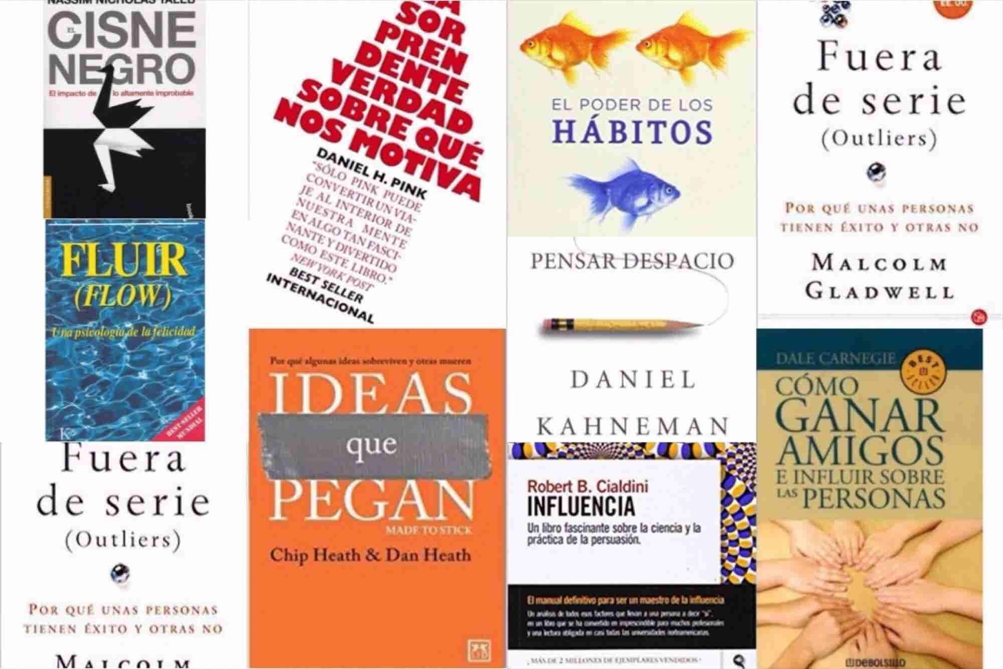 10 libros de psicología que todo emprendedor debe leer