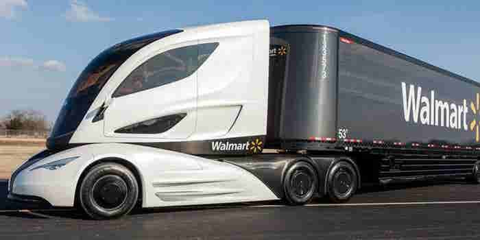 Tesla innova con camión eléctrico que no necesita conductor