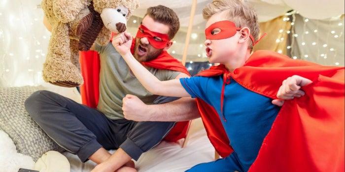 Cómo disfrutar a tus hijos cuando eres emprendedor
