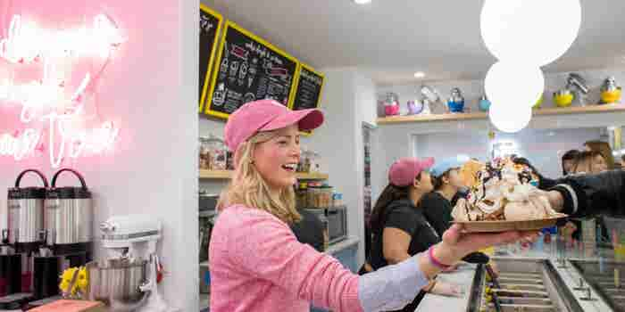 Podcast: Her Cookie Company Went Viral, Which Meant A Bouncer and 4-Hour Lines