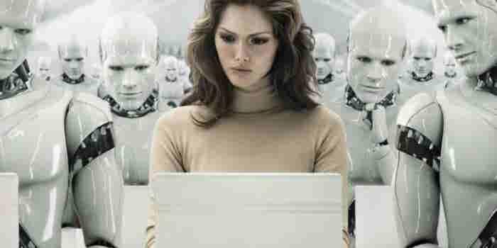 Las tres carreras que van a ganar menos dinero por la inteligencia artificial