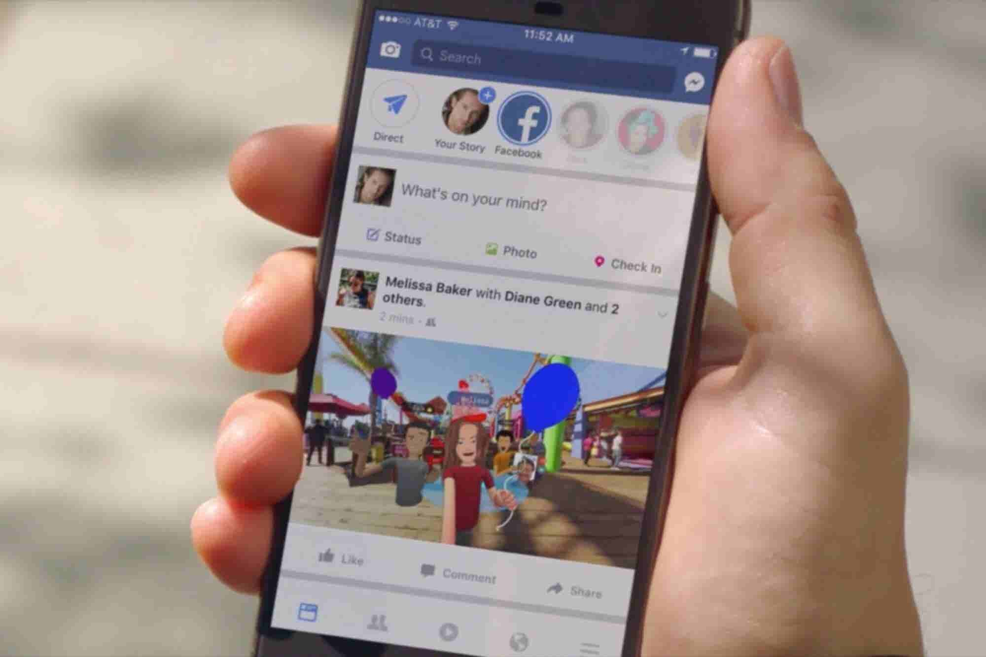 3 Ways Facebook Spaces Could Revolutionize the Business World