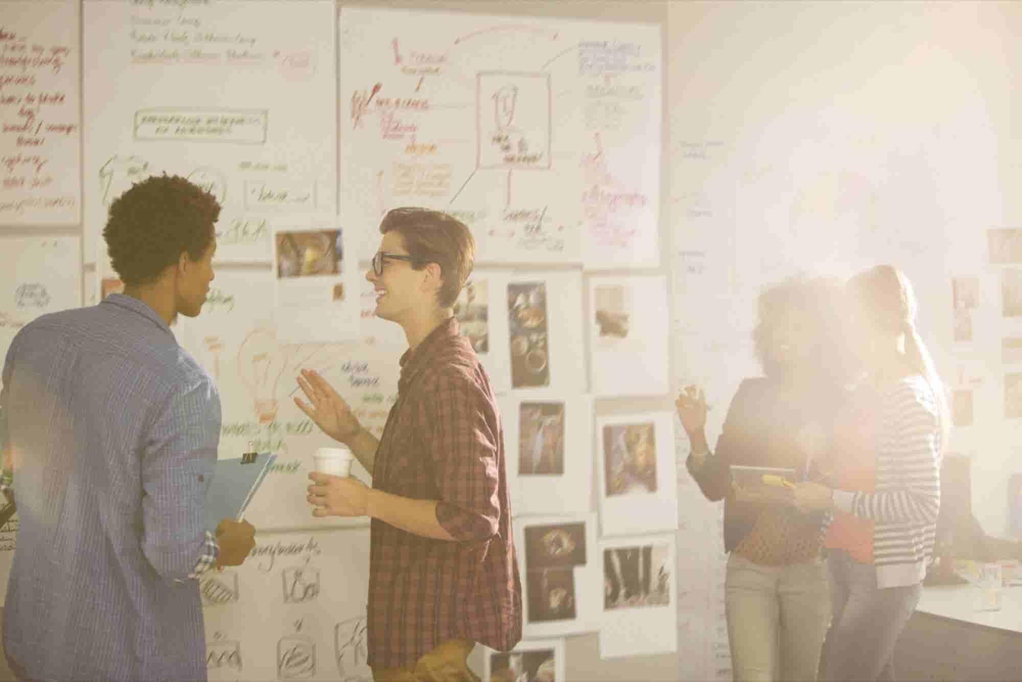 5 Ways to Innovate 21st Century Business