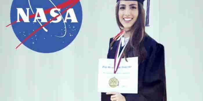 La joven mexicana que hará estancia en la NASA