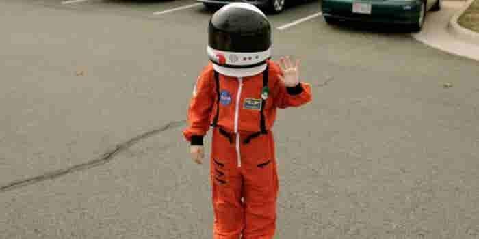 Un niño quiere ser el defensor que la NASA busca