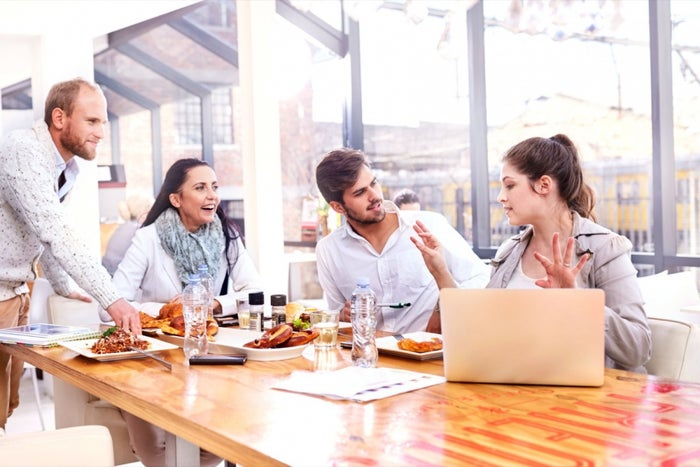Let's Do Lunch: 4 Reasons You Should Sit and Eat With Your ...