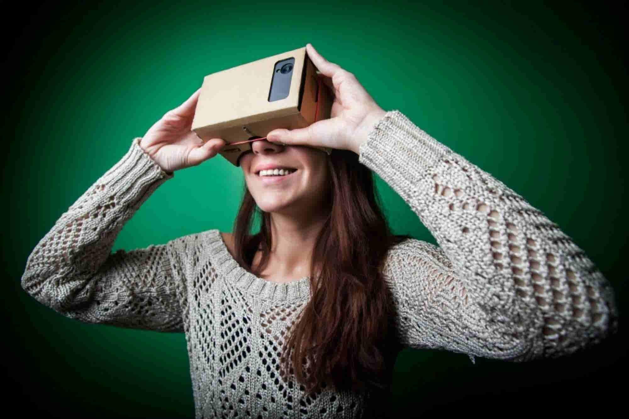 ¡Emprendedor! La realidad virtual no sólo es entretenimiento