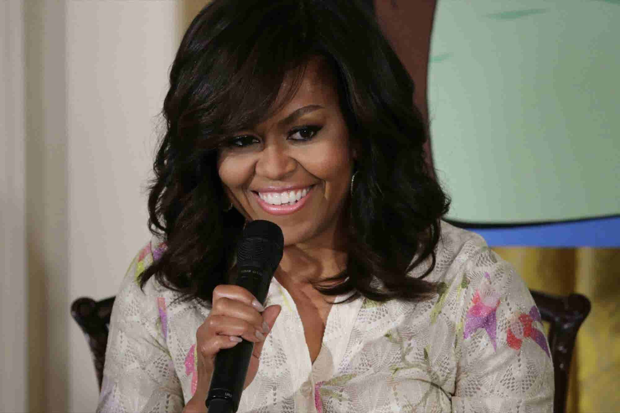 8 Michelle Obama Quotes That Will Inspire You to Live Life to the Full...