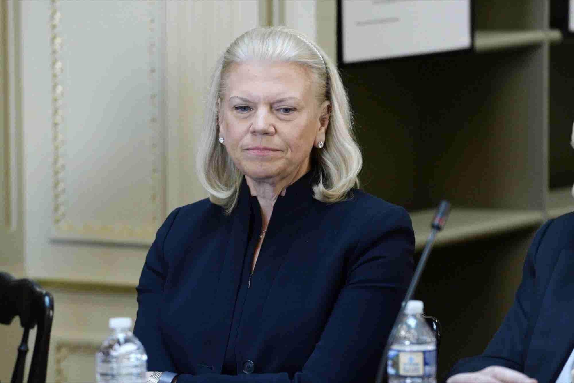 IBM CEO Explains Why Trump Strategy and Policy Forum Called It Quits