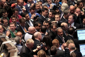 What's a Cause of Stock Market Crashes? Too Much Testosterone, Science Says.