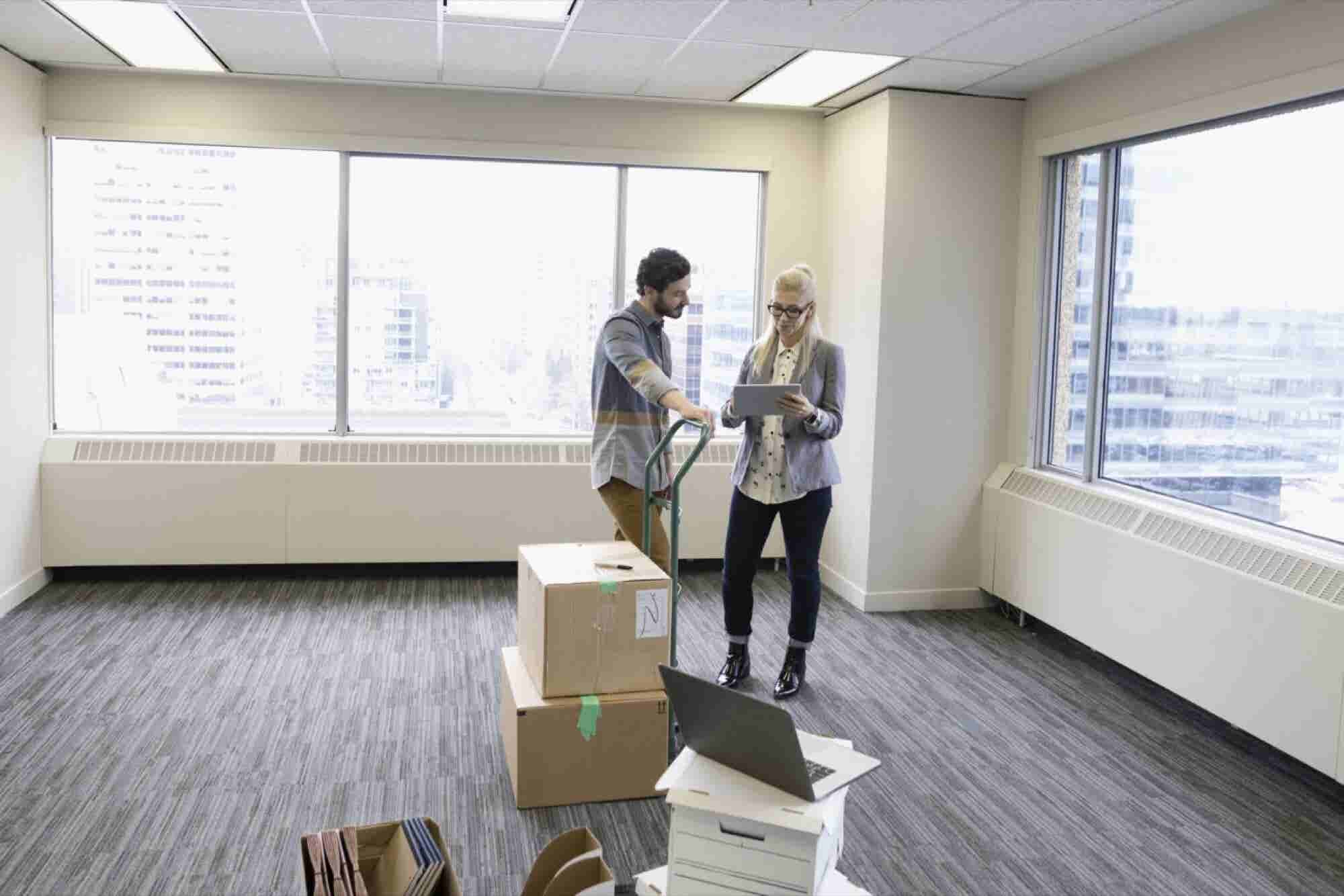 4 Critical Tech Tips for a Smooth Office Move