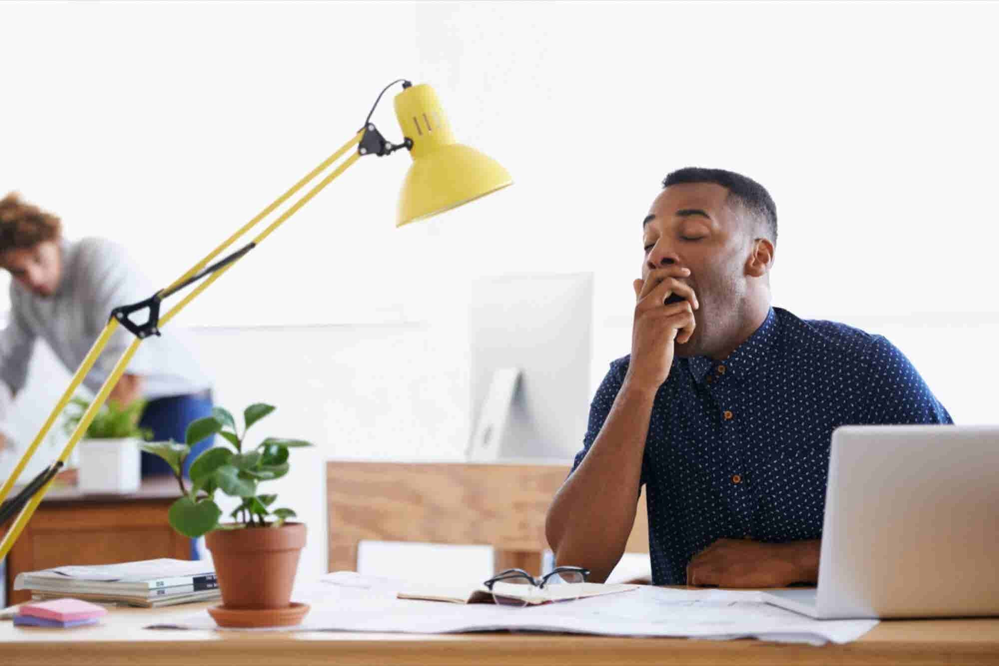 Fighting Sleep Is a Losing Management Strategy. Let Your Employees Tak...
