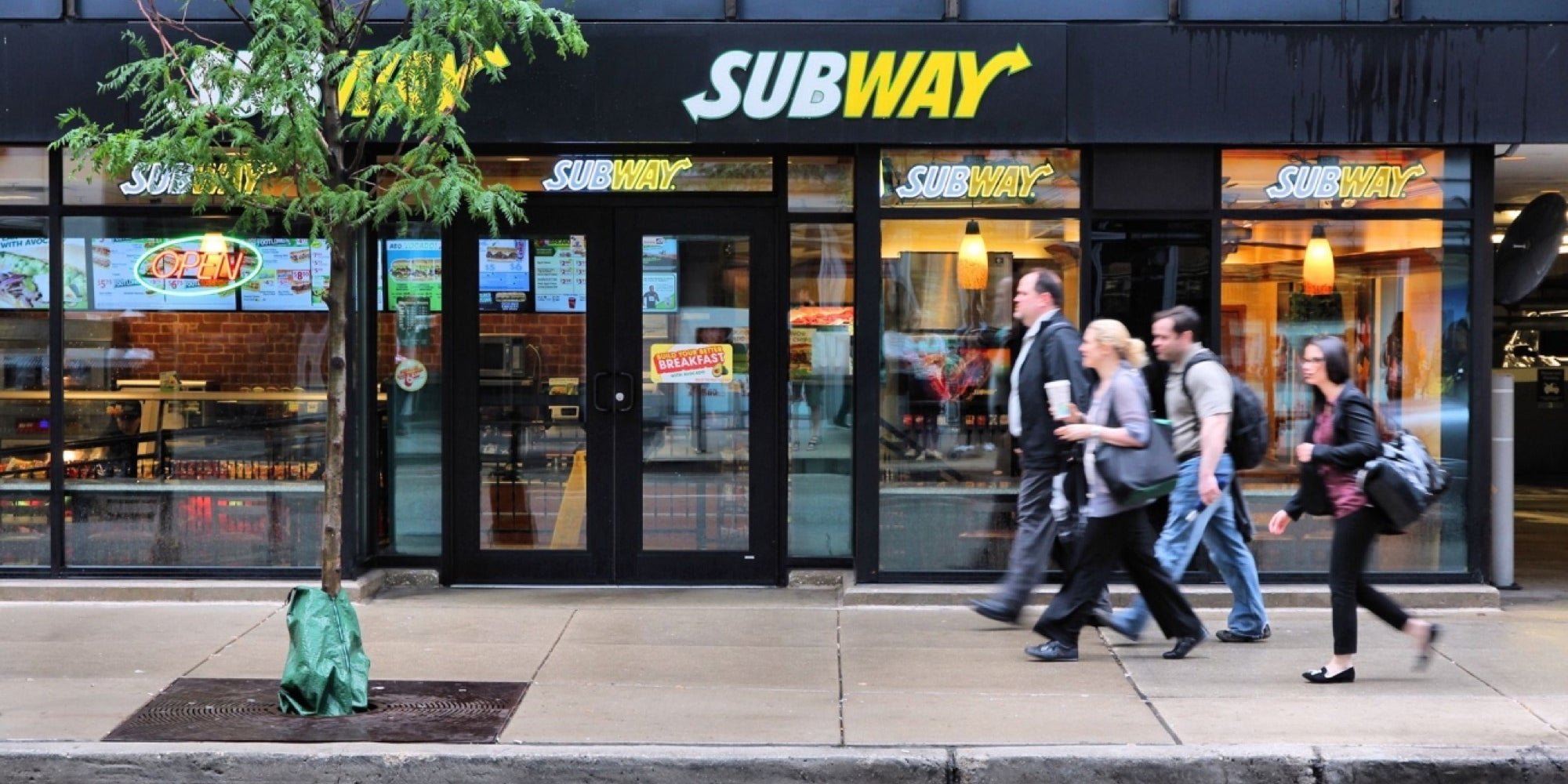 Here Are 6 Things You Could Buy for the Price of One Subway Franchise