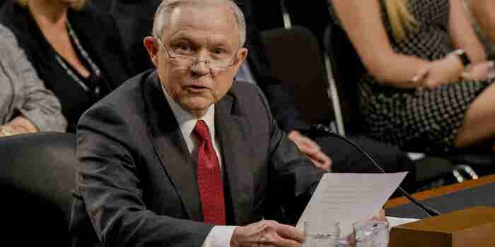 Not Exactly Penpals: Governors Debate Marijuana Facts With Jeff Sessions via Snail Mail.