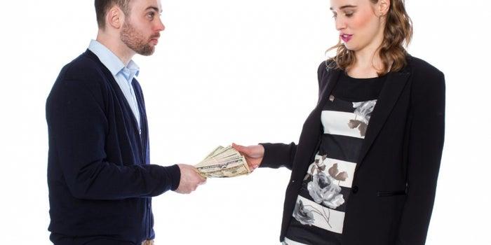 Resultado de imagen para prestar dinero a los amigos