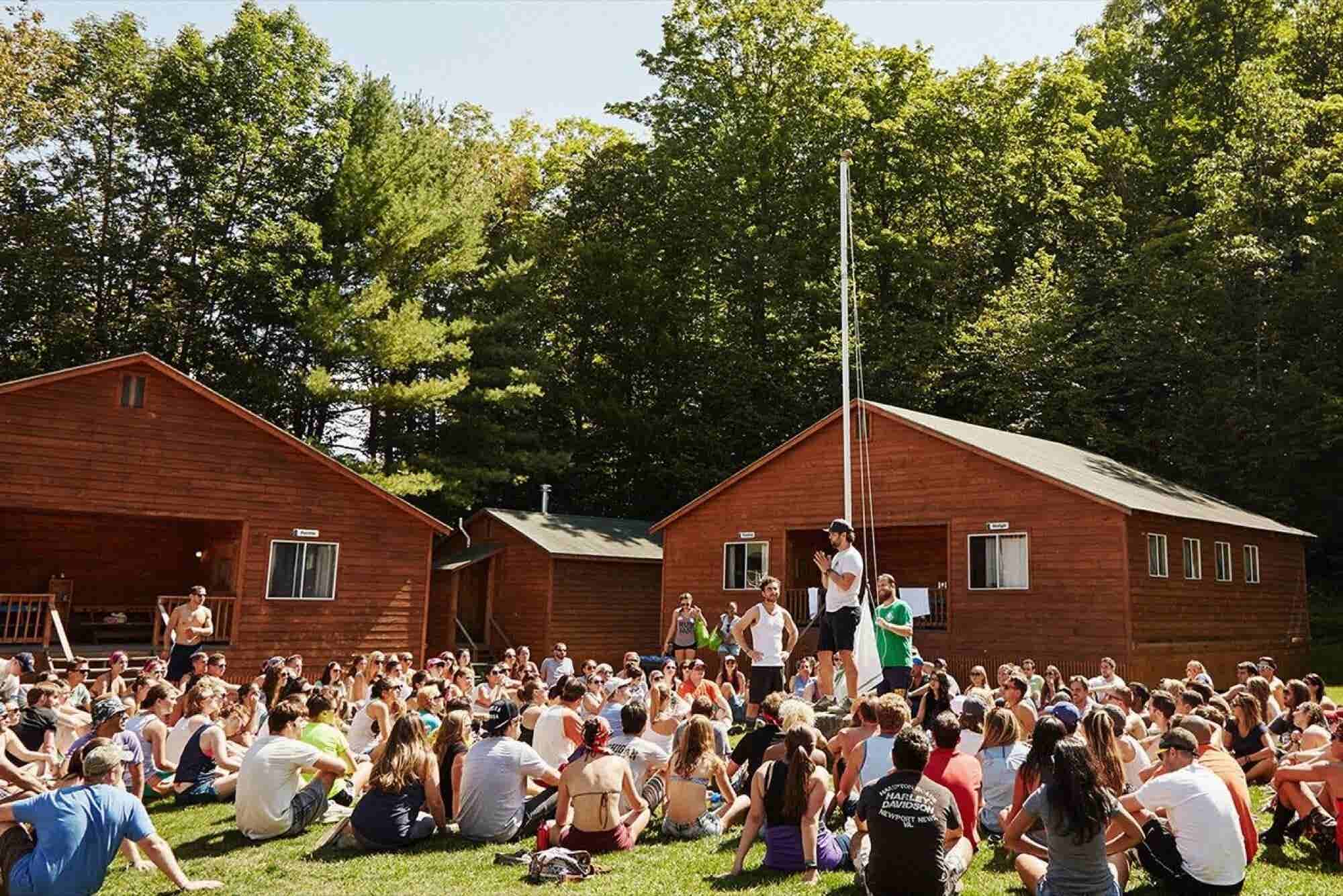Podcast: How The Founder at This Sleepaway Camp for Grownups Scaled Hi...