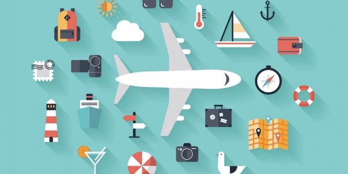 Infografía: tips para tener viajes más eficientes