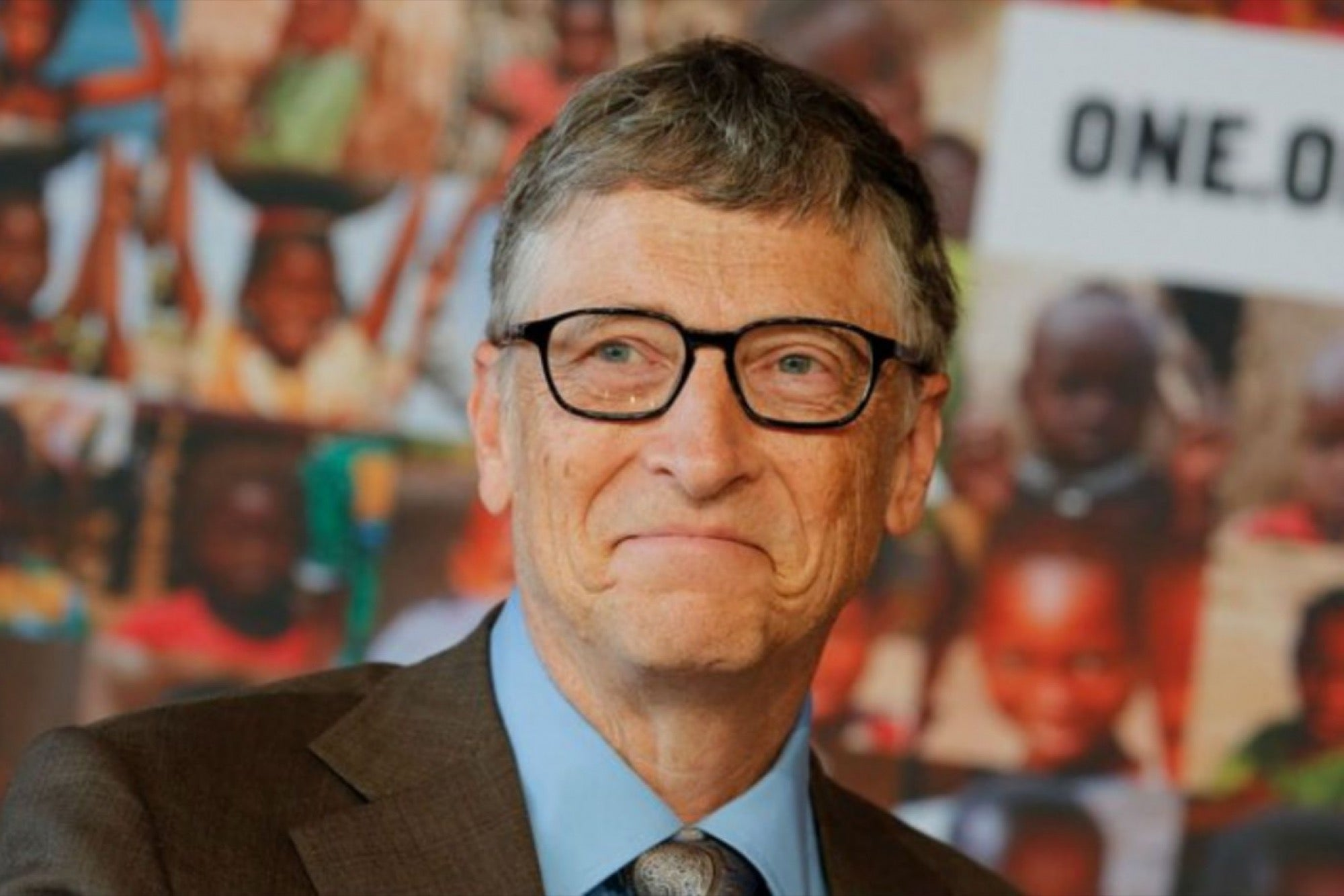 There's No Vacation and No Rest After Starting a Business, Says Bill Gates