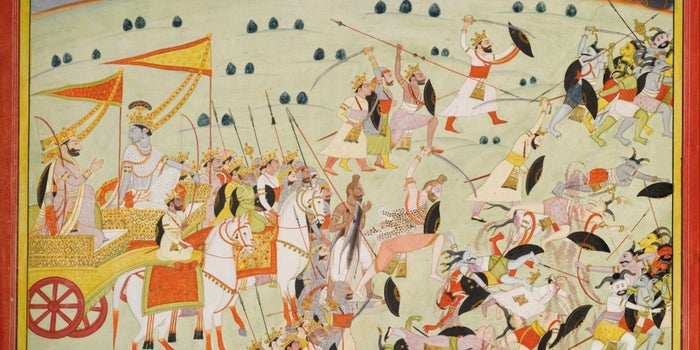 The Real History of Virtual Reality Has its Roots in Indian Mythology
