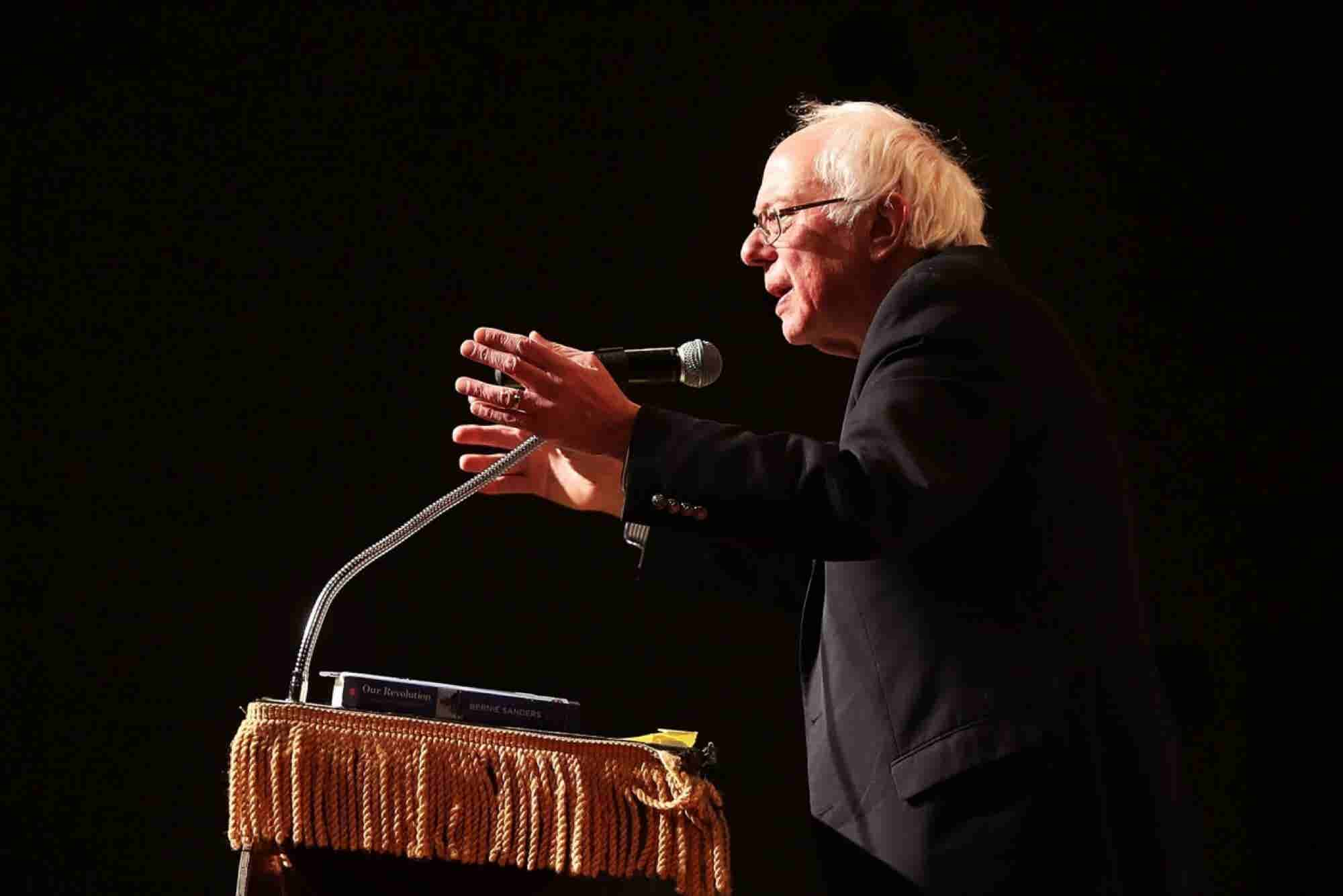 You'd Be Rich If You Could Leverage Facebook Like Bernie Sanders