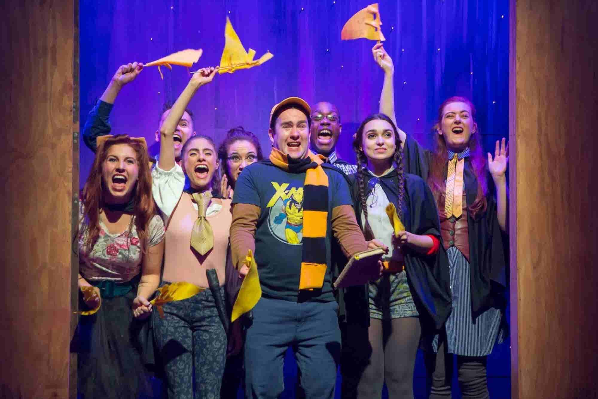 Can an Off-Broadway Harry Potter Comedy Make Money? You Bet Your Huffl...