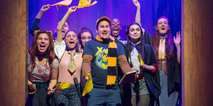 Can an Off-Broadway Harry Potter Comedy Make Money? You Bet Your Hufflepuff It Can.