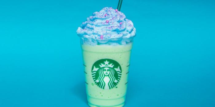 Starbucks encantará con su Mermaid frappuccino inspirado en las sirenas