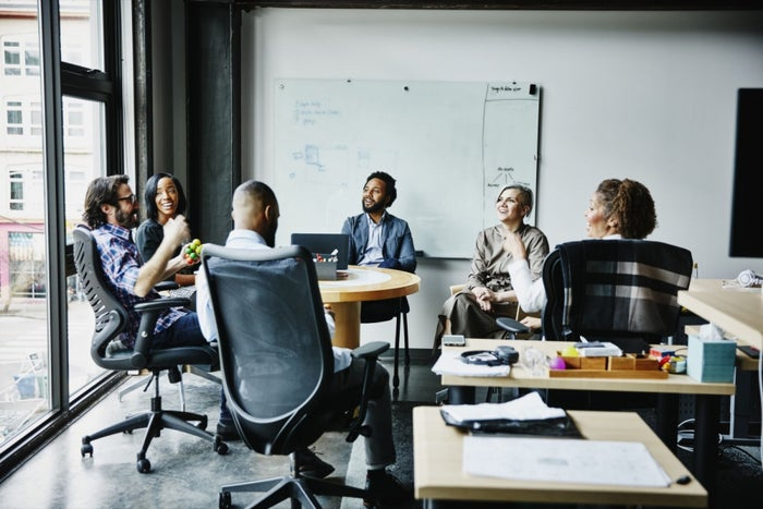 6 Types of Bosses and How to Work With Them (Infographic)