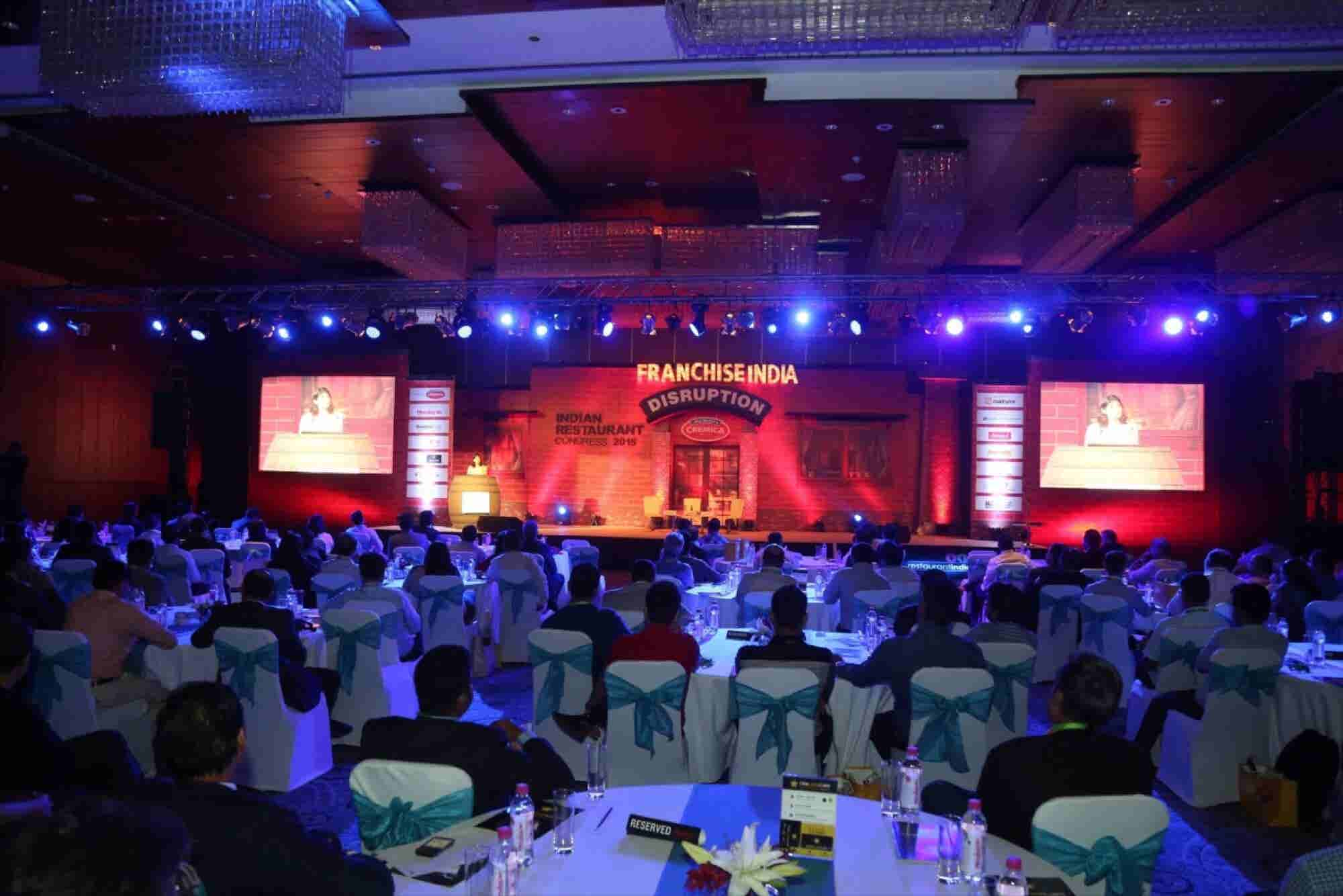 Stage Set in Delhi for India's Biggest Restaurant Show