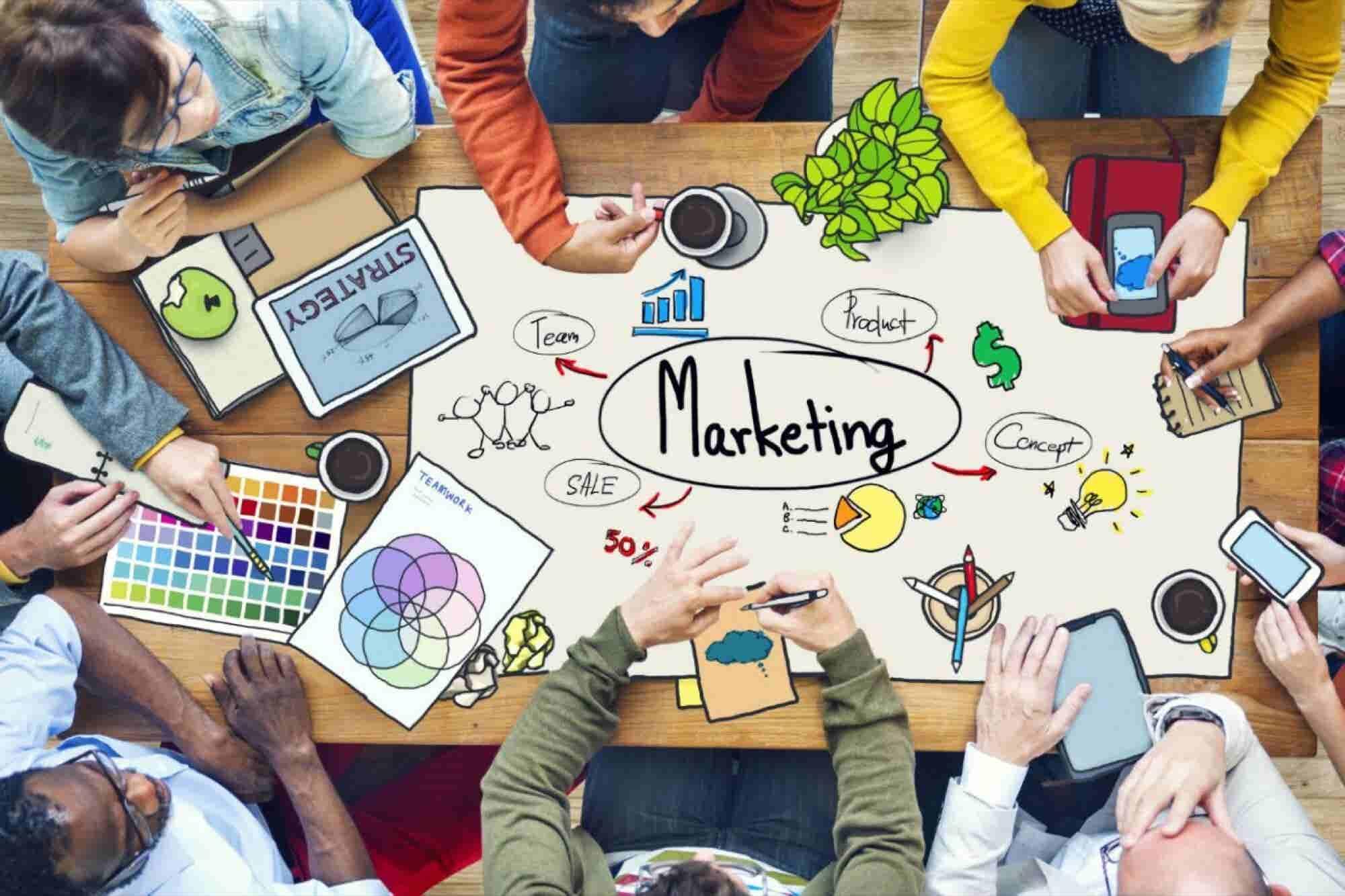 10 mandamientos para una estrategia de mercadeo exitosa