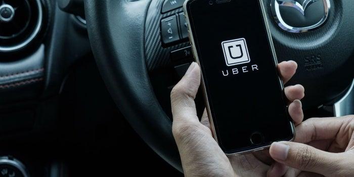 Uber Conductores Quieren Y Se Bolsa Hacer A Para Prepara Sus Salir jR53Aqc4L