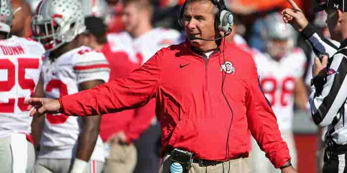5 Things Entrepreneurs Can Learn From OSU Coach Urban Meyer