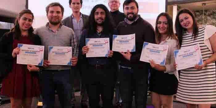 ¡Ayuda a 6 jóvenes mexicanos a ganar el TrepCamp Challenge!